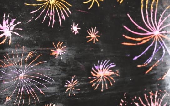 Firework ideas for kids