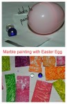 Marble painting ideas for toddlers and preschoolers