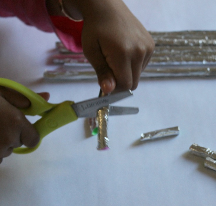 Cutting activities for preschoolers