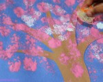 Flower painting ideas for preschoolers