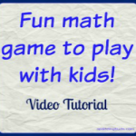 Cool math game for kids