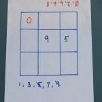 Math Tic Tac Toe – Math game for kids