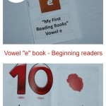Free beginner reading books – Vowel e