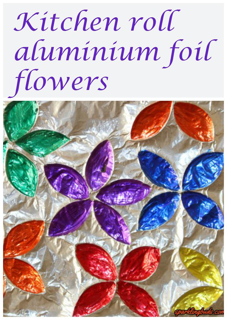 Aluminum Can Flowers Crafts