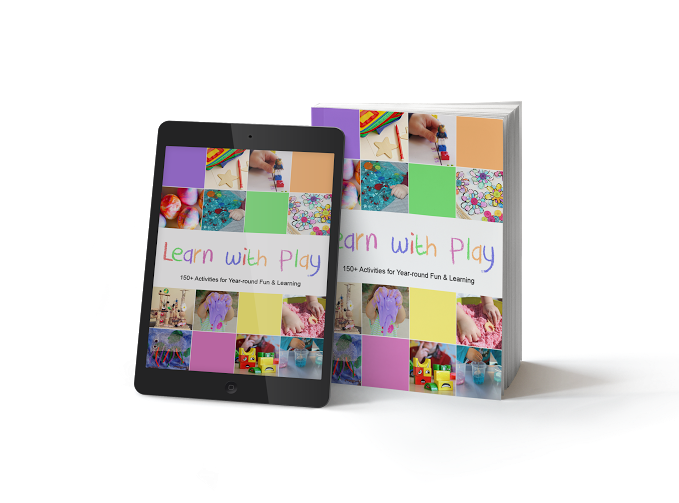 Learn to play kids activity book
