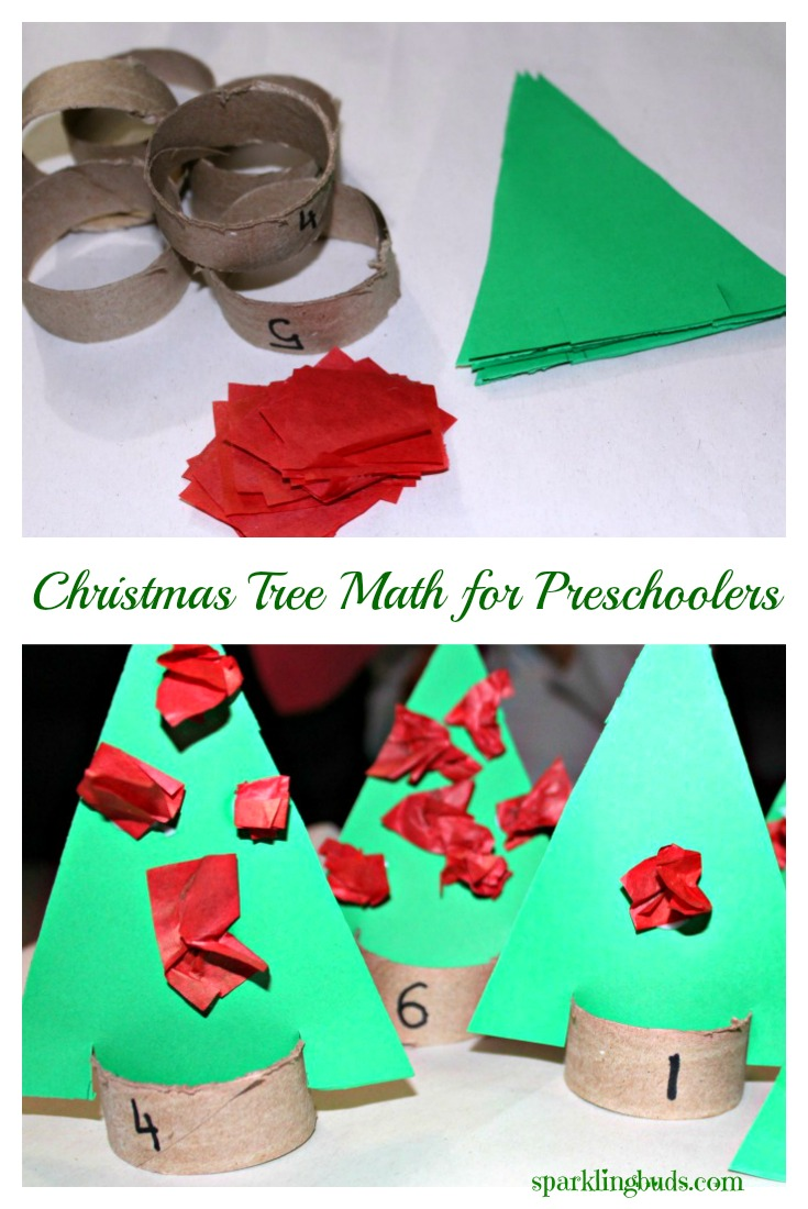Simple hands on math ideas for preschoolers