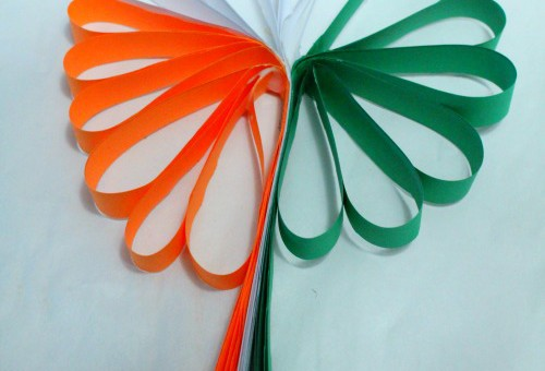 Indian republic day craft ideas