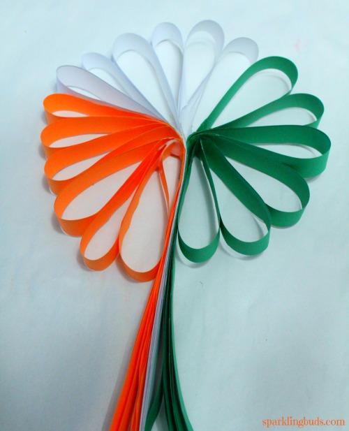 Indian republic day craft ideas