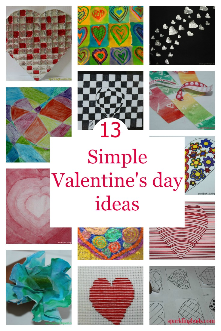 Simple valentine 39 s day craft ideas for kids and preschool for Toddler valentine craft ideas