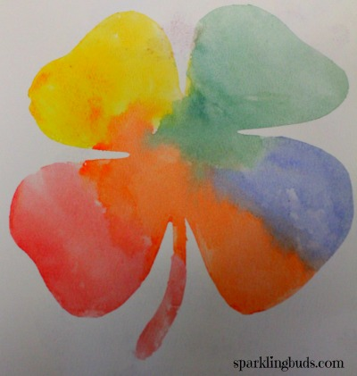 Simple watercolor project ideas for preschool