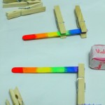 Rainbow activities : A dice game