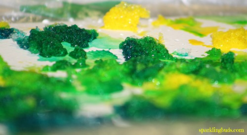 Simple painting ideas for preschoolers
