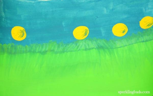 Spring craft art activity ideas for preschoolers