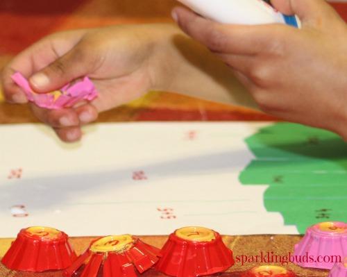 Hands on addition games preschoolers kindergartners